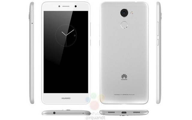 Huawei Enjoy 7 Plus Unveiled with 4,000 mAh Battery, Snapdragon 435 & Android 7.0 Nougat