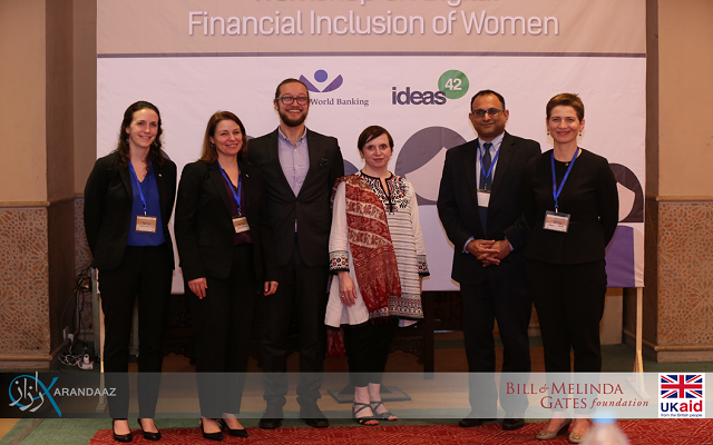 Karandaaz Holds Workshop to Mull Ways to Foster Women's Financial Inclusion