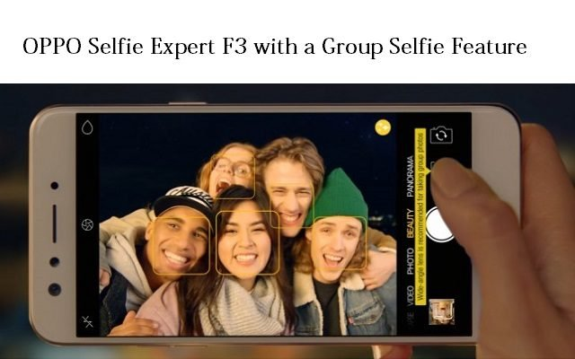 OPPO to Launch another Selfie Expert F3 with Group Selfie Feature