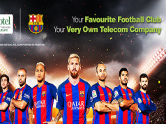 PTCL Becomes the Official Partner of FC Barcelona
