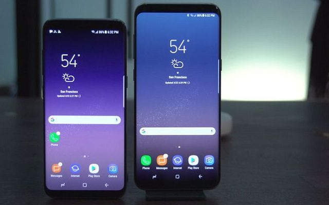 Samsung Galaxy S8 and S8 Plus Price in Pakistan
