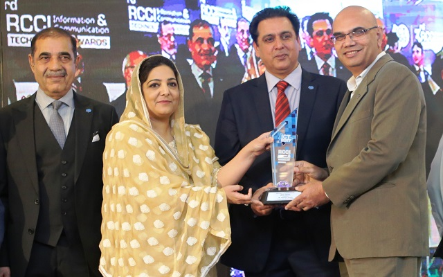 Telenor Pakistan Bags the RCCI ICT Award 2017 for Excellence in Telecommunication