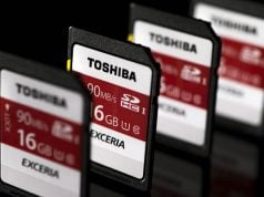 Bidding War for Toshiba's Flash Memory Unit