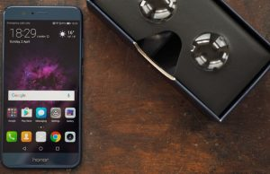 Huawei Launches Honor 8 Pro