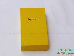 lephone w7 plus box