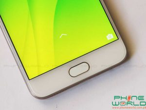 oppo f3 fingerprint scanner home button