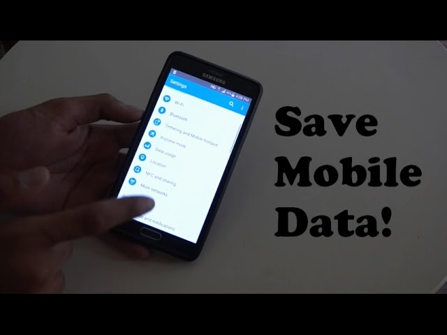 Photo of Smartphone Tips & Tricks | Restrict Apps to Save More Mobile Data (Android)