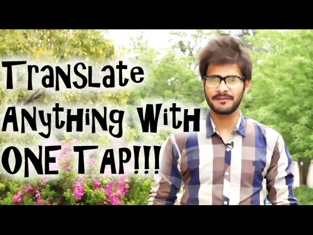 Photo of Smartphone Tips & Tricks | Translate ANYTHING with one tap! (Android)