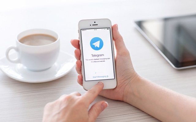 Telegram App Update