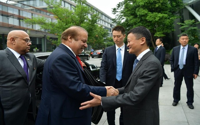 Alibaba signs MoU to support e-Commerce development in Pakistan