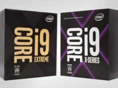 Intel Announces Core X Line