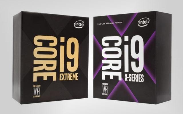 Intel Announces Core X Line