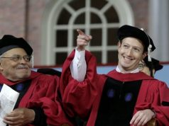 Mark Zuckerberg Gets his Harvard Degree After 13 Years