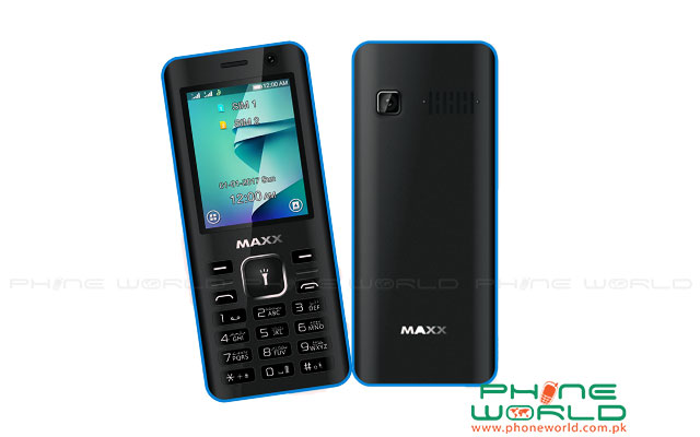 MAXX Mobile Releases Jumbo Selfie Phone