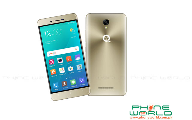 4G Device with Great Camera lens - QMobile J7 Pro