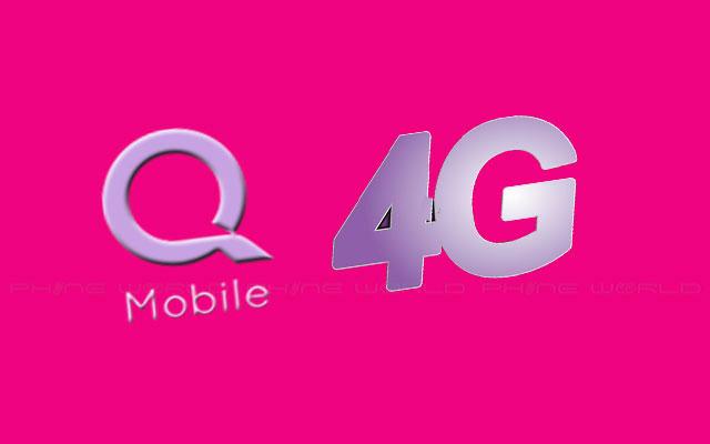 QMobile's Leading 4G Smart Phones