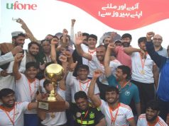 Muslim Chaman clinch Ufone Football Championship Title