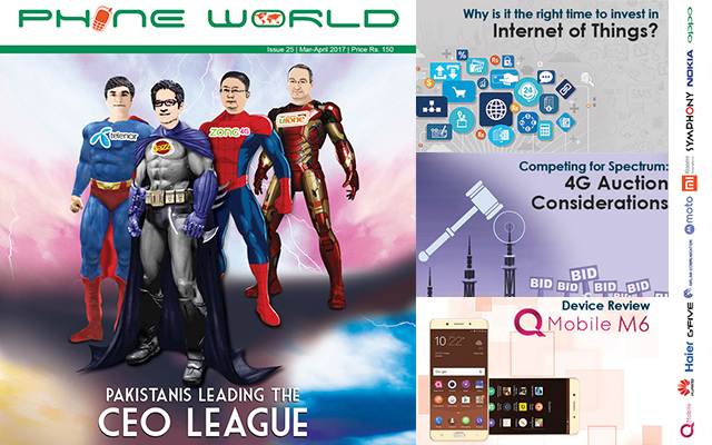 Grab Your Online Copies of Jan-Feb, 2017 Issue of PhoneWorld Magazine