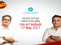 Watch CEO Jazz, Aamir Ibrahim Live on Facebook