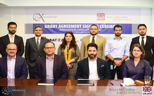 Karandaaz Signs 3 Agreements to Improve International Remittance Solutions under Innovation Challenge Fund