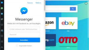 Opera Reborn Browser Allows Direct Access to WhatsApp and Facebook