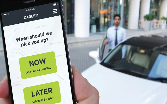 Use Code TIME and Get 100 Percent Credit Back on Careem Rides Today