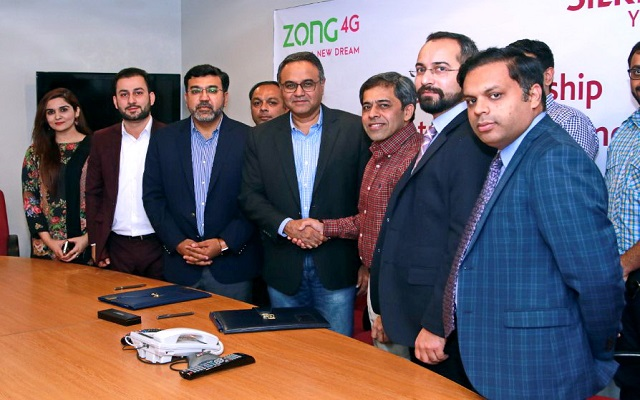 Zong and Silkbank Join Hands for Strategic Partnership