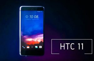 HTC Launches Squeezable Smartphone