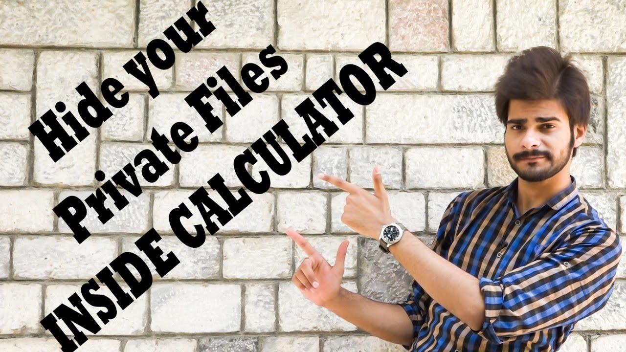 Photo of Smartphone Tips & Tricks | Hide your Files inside Calculator