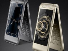 New High-end Flip Phone