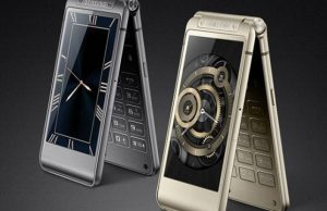 New High-end Flip Phone