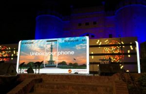 Samsung Launches Elegant Galaxy S8