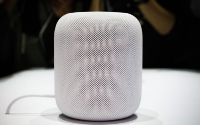 Apple Launches HomePod