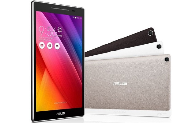 Asus Unveils three ZenPad Tablets
