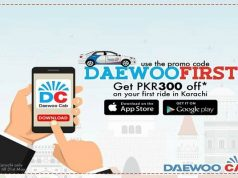 Daewoo Jumps into Ride Hailing Taxi App Service to Compete with Uber & Careem