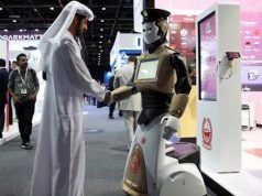 Dubai Police Hires a Real Life RoboCop to Fight Crimes