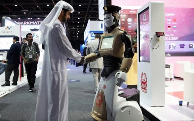 Dubai Police Hires a Real Life RoboCop to Fight Crimes