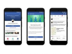 Facebook Safety Check Now Includes Status Updates and Fundraisers