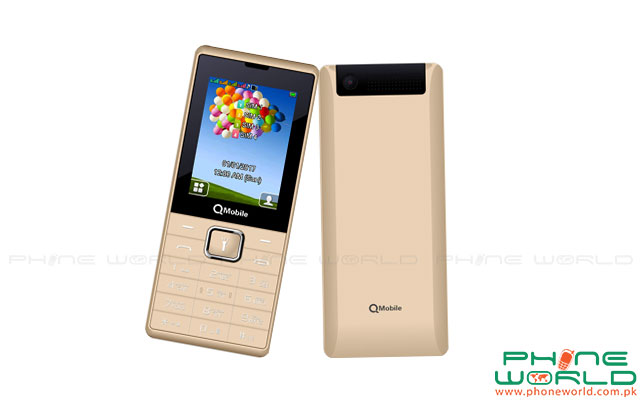 QMobile Launches F2 with 4 Sim in Rs.1999/-