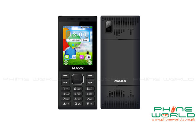 Photo of Maxx Mobile Launches Maxx Turbo Music in Just Rs.1675/-