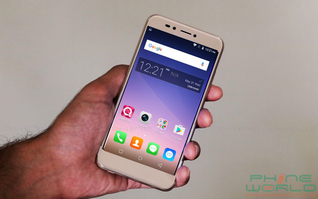 QMobile CS1 Review