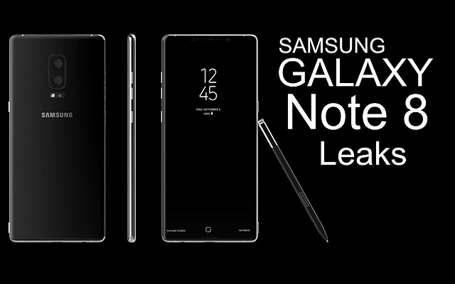 Galaxy Note 8 May Become the First Samsung phone to Be Powered by Qualcomm Snapdragon 836 SoC