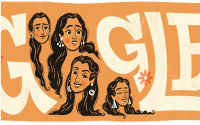 Google Pays Tribute to Actress Nutun Through Doodle