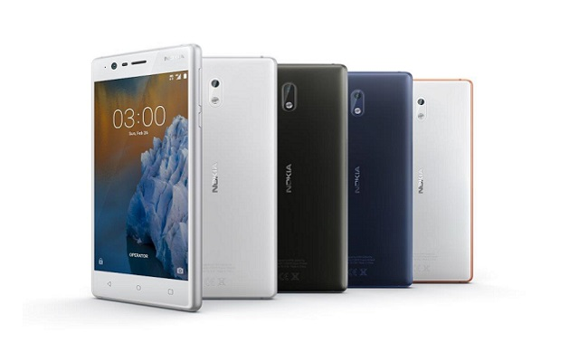 HMD Global Launches Nokia 3 in Pakistan at an Affordable Price of 16,900/-