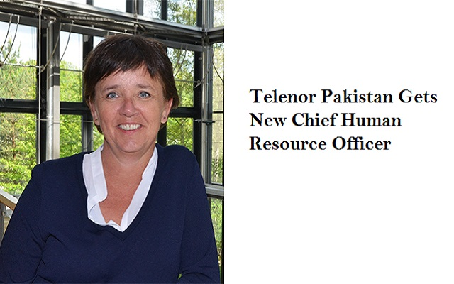 Lene Gaathaug Joins Telenor Pakistan as Chief Human Resource Officer