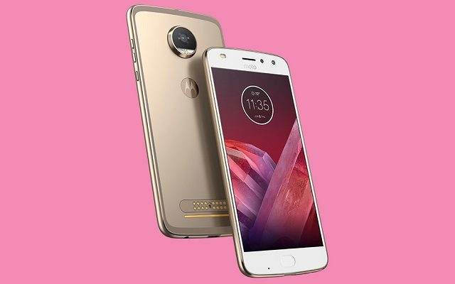 Lenovo Reveals Moto Z2 Play