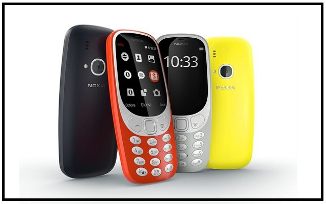 Nokia Launches Legendary 3310 at Rs 6490 in Partnership with Jazz