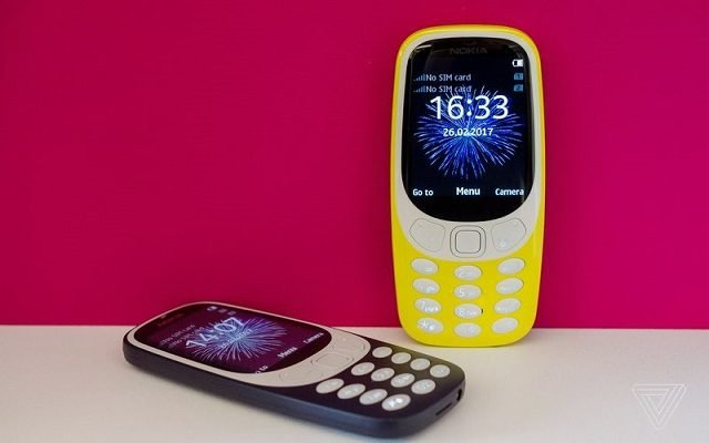 Nokia is Officially Launching the Most Awaited 3310 in Pakistan Next Week