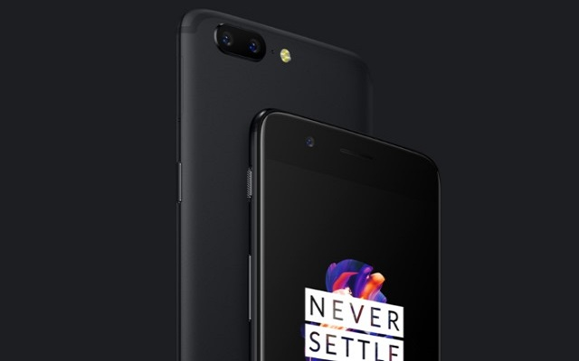 OnePlus 5 Officially Launched with Qualcomm Snapdragon 835
