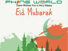 PhoneWorld Team Wishes A Very Joyful Eid-ul-Fitar
